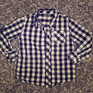 Arizona Classic Checkered Button Down